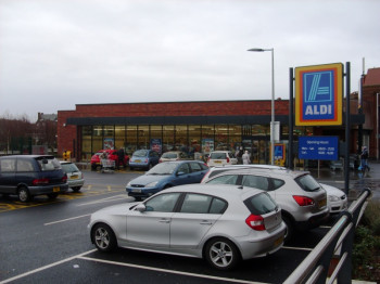 Aldi: West Kirby; ?>