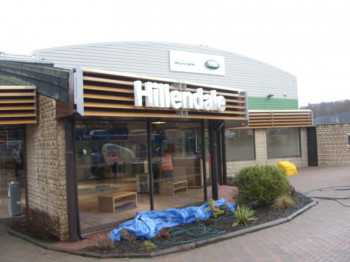 Office & Retail Quantity Surveying: Hillendale Landrover; ?>