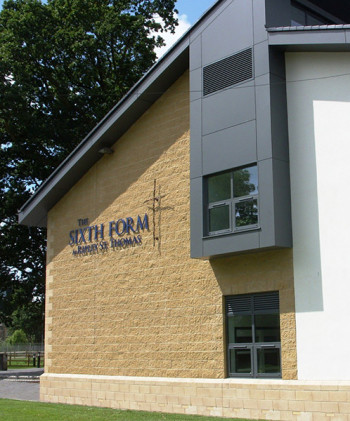 Ripley St. Thomas Sixth Form College; ?>