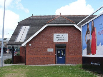 The Gill Medical Centre; ?>